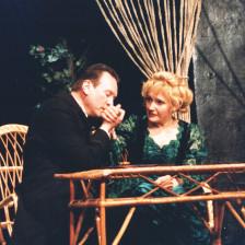 Сцена из спектакля. 2000 г.